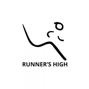 Runner's High logo